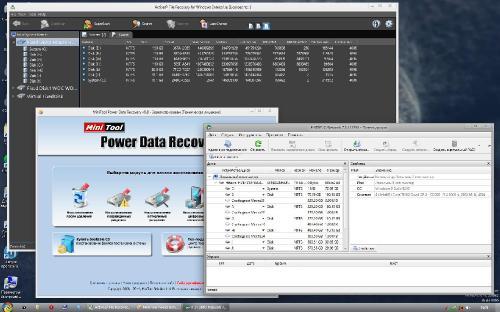 Boot USB Sergei Strelec 2014 v.6.7 (x86/x64/RUS/ENG)