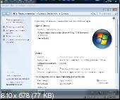Windows 7 Ultimate SP1 Elgujakviso Edition v.12.09.14 (x86/x64/RUS)