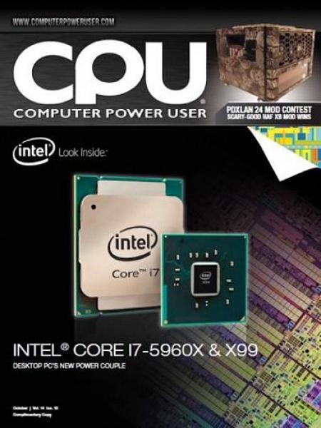 Computer Power User – October 2014