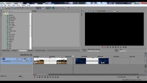 Sоny Vеgаs для Ютуба - клип за 1 день
