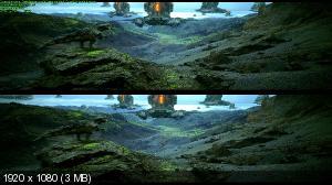Трансформеры: Эпоха истребления 3D / Transformers: Age of Extinction 3D ( Лицензия by Ash61) Вертикальная анаморфная