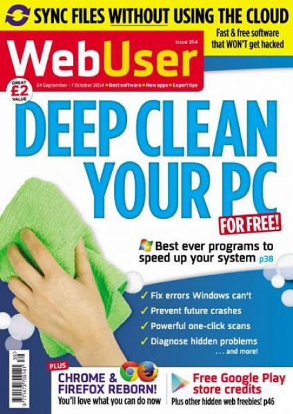Webuser – Issue 354, 24 September 2014