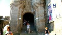 100 чудес света. Замок Мон-Сен Мишель [58 из 100] (2013) HDTV 720p