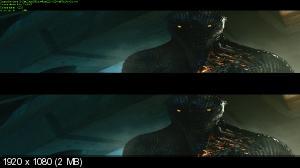 Люди Икс: Дни минувшего будущего в 3Д / X-Men: Days of Future Past 3D (Лицензия by Ash61) Вертикальная анаморфная