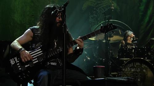 Black Label Society - Live at the Club Nokia in Los Angeles, CA, USA 2013[HDTV]