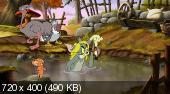 Том и Джерри: Потерянный дракон / Tom & Jerry: The Lost Dragon (2014) HDRip
