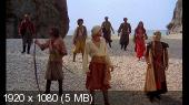 Золотое путешествие Синдбада / The Golden Voyage of Sinbad (1973) BDRemux 1080p