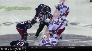 Хоккей. NHL 14/15, RS: New York Rangers vs. Columbus Blue Jackets [11.10] (2014) HDStr 720p | 60 fps