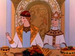 Сказка о царе Салтане (1984) DVDRip от MediaClub {Android}