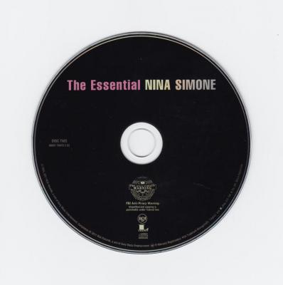 The Essential Nina Simone, 2CD / 2011 RCA Records