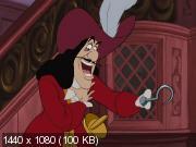 ����� ��� / Peter Pan (1953) BDRip 1080p | 60 fps