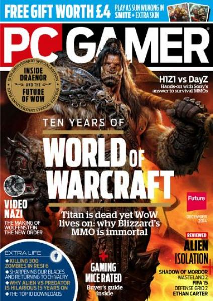 PC Gamer UK – December 2014