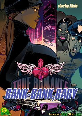 Innocent Dickgirls - Bank Bank Baby! porn comic