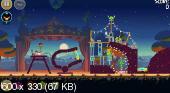 Angry Birds Seasons v4.2.1 (2014/Rus) Android