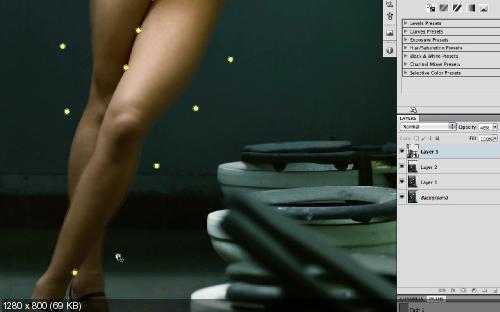 Методы Красивой ретуши в Photoshop с Gry Garness