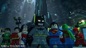 LEGO Batman 3: ������� ����� / LEGO Batman 3: Beyond Gotham (2014) PC | ��������