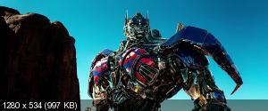 ������������: ����� ����������� / Transformers: Age of Extinction (2014) BDRip 720p | DUB | ��������