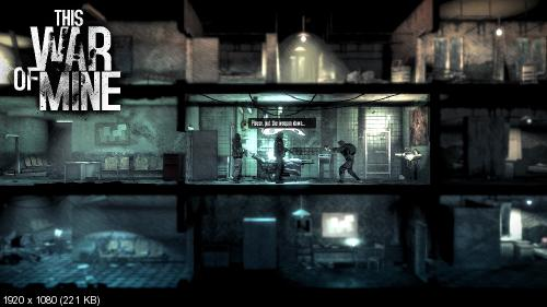 This War of Mine (11 bit studios) (MULTi7|RUS|ENG) [L]