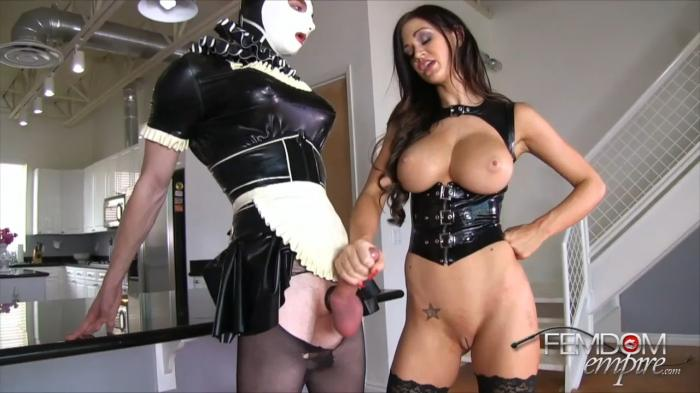 image Gigi allens pegged pool boy teaser femdom empire Part 9