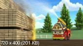 Робокар Поли и его друзья  / Robocar Poli (1 серия) (2011) WEB-DLRip