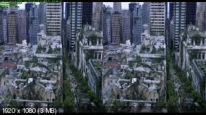 Планета обезьян: Революция 3Д/ Dawn of the Planet of the Apes 3D (by Ash61) Горизонтальная анаморфная