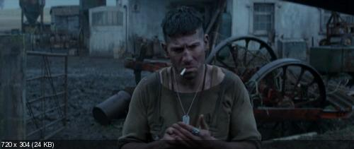 Ярость / Fury (Дэвид Эйр) [2014, боевик, драма, военный, DVDScr]