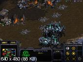 StarCraft & Brood War (1998) PC {RUS / Multi 1.16.1}