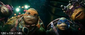 ���������-������ / Teenage Mutant Ninja Turtles (2014) BDRip 720p | DUB | ��������
