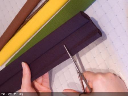 Цветы из гофрированой бумаги 498366ef98ee2cd24c54705727325b0f