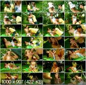 TeenBurg - Sara - Teen Sex In The Garden [FullHD 1080p]