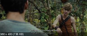 ������� � ��������� / The Maze Runner (2014) BDRip-AVC | DUB | ��������