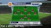 Футбол. Чемпионат Англии 2014-15. 18-й тур. Манчестер Юнайтед - Ньюкасл Юнайтед [26.12] (2014) HDRip
