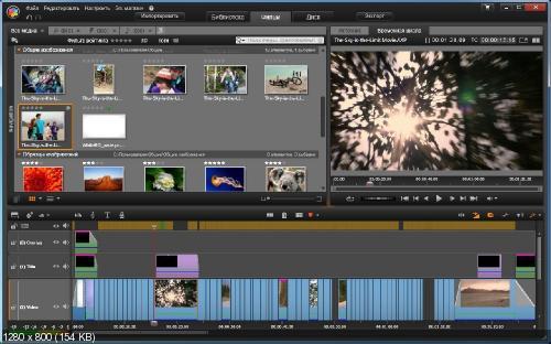 Pinnacle Studio Ultimate 18.0.2.342 (x86) / 18.0.2.444 (x64) Multi/Rus