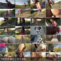 PublicPickUps - Katie - Roller Fucking [HD 720p]