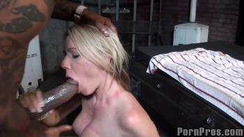 Ashley white freaks of cock