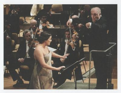 Anna Netrebko (soprano) – Richard Strauss (Staatskapelle Berlin, Daniel Barenboim ) / 2014 DG