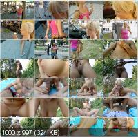 PublicSexAdventures - Bella Baby - Thrilling Outdoor Sex Experience [HD 720p]