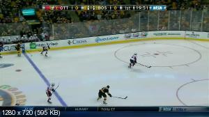 ������. NHL 14/15, RS: Ottawa Senators vs. Boston Bruins [03.01] (2015) HDStr 720p | 60 fps