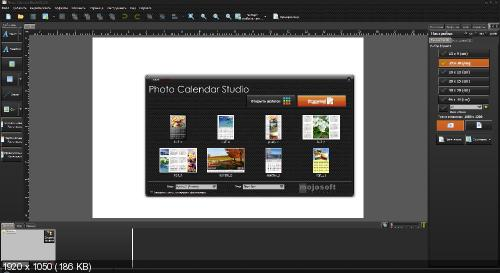 Mojosoft Photo Calendar Studio 2015 1.18 RePack (& Portable) by AlekseyPopovv [Multi/Ru]