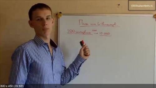 А. Гуляев - Как быстро построить базу в 10.000+ подписчиков в рунете