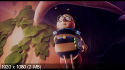 Пчёлка Майя (2014) BDRemux 1080p | iTunes