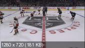 Хоккей. NHL 14/15, RS: Anaheim Ducks vs Los Angeles Kings [17.01] (2015) HDStr 720p | 60 fps