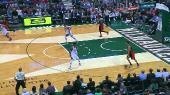 Баскетбол. NBA 14/15. RS: Toronto Raptors @ Milwaukee Bucks [19.01] (2015) WEB-DL 720p   60 fps