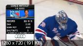 Хоккей. NHL 14/15, RS: Ottawa Senators vs. New York Rangers [20.01] (2015) HDStr 720p | 60 fps
