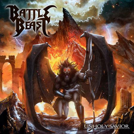 Battle Beast - Unholy Savior [Limited Edition] (2015) (Lossless)