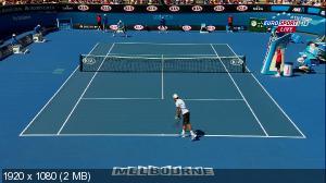 ������. Australian Open 2015. 2-�� ����. ����� ������ (�����)-����� ������� (�������) [21.01] (2015) HDTV 1080i