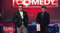 Comedy Club. Exclusive [Эфир 07.02] (2015) WEB-DLRip