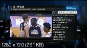 Баскетбол. NBA 14/15. NBA All-Star Weekend 2015 / BBVA Rising Stars Practice [12.02] (2015) WEB-DL 720p