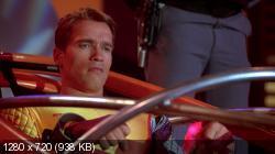 ������� ������� / The Running Man (1987) BDRip 720p | MVO