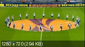 Футбол. Лига Европы. 2014/15. 1/16 финала. Первый матч. Днепр Дп (Украина) – Олимпиакос (Греция) [19.02] (2015) HDTVRip 720p | 50 fps